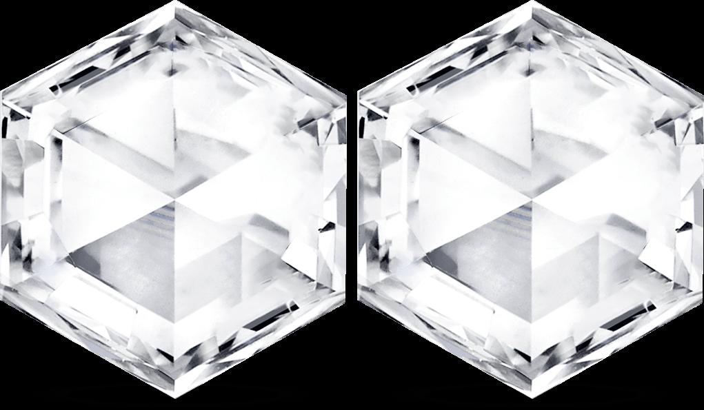 Hexagon Brilliant Diamonds Manufacturer in Surat