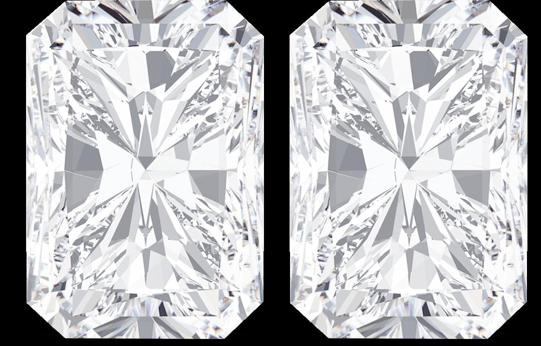 Rectangular Radiant Diamond Wholesaler and Supplier- India