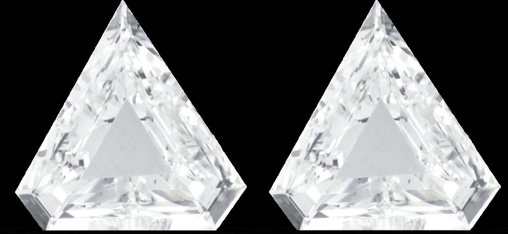 Shield shape cut diamond wholesale suppliers in surat