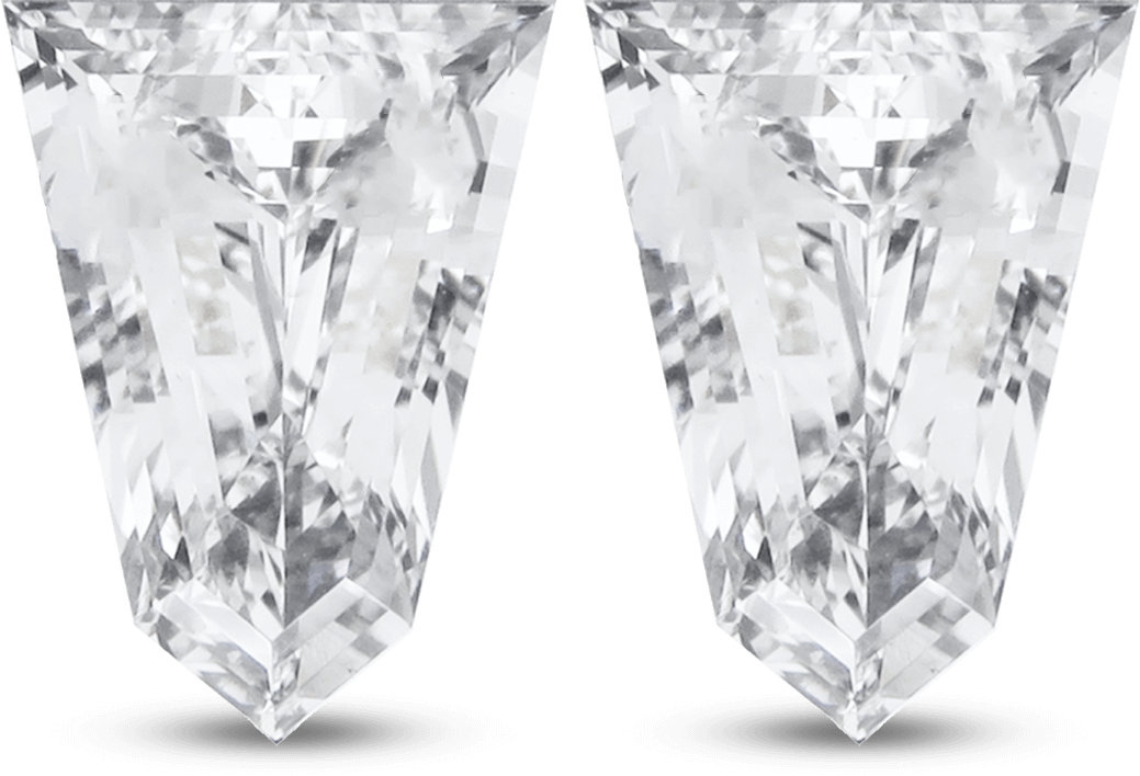 Tapered Bullet Diamond Manufacturer for High Jewelry