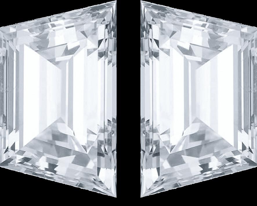 Trapezoid Step Cut Diamond manufacturer in Surat
